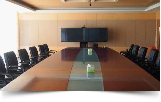 是一套适合中小型视频会议室方案