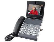 Polycom VVX1500D商务多媒体电话