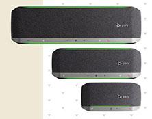 Poly Sync系列智能扬声器