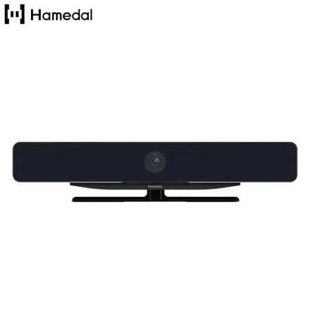 耳目达Hamedal C30视频会议一体机4K超清广角8倍数字变焦 电话会议USB摄像头麦克风扬声器