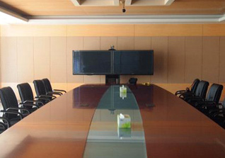中大型视频会议系统会议室方案