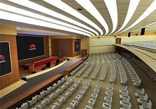 大型专业视讯会议室方案