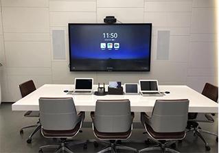 小型专业视讯会议室方案
